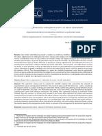 B2 - Cultura organizacional e instituições de ensino B2