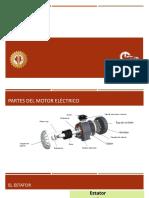 Motores eléctricos  de corriente directa