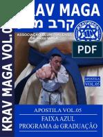 NOVA APOSTILA COMPLETA REQUESITOS PARA FAIXA AZUL VOL 05