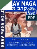 NOVA APOSTILA COMPLETA DE KRAV MAGA