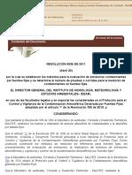 Resolucion-935-de-2011-metodos para la evaluacion de emisiones contaminantes por fuentes fijas