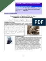 """Resumen Cap 7 """"Biografía de la Física"""" de Gamow- by Carlos J Flores Saracho"""
