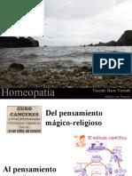 Homeopatia Vicente Baos