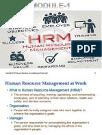 Module-1 HRM(1)