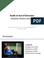 05 - AUTI - Formation - Securite - Reseau sans fil