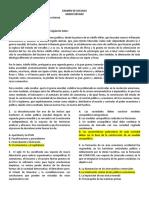 EXAMEN DE SOCIALES - GRADO DÉCIMO