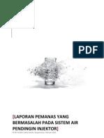 2011-02-16 Analisis Pemanas yang Bermasalah pada Sistem Air Pendingin Injektor