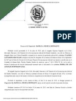 TSJ-SCC. 2020-03-05. Sent. No. 029. Claudio Lattanzio Ercolani c. Jerika de los Ángeles Hoffmann Leal
