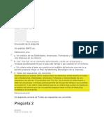Examen Final Marketing Estrategico - Respuestas