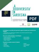 La Biodiversita in Sardegna