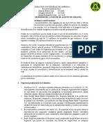 Produccion de Biodiesel a Partir de Aceite de Girasol
