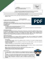 APUNTE TIPOS DE LITERATURA
