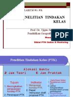 2. Materi Prof Dr Tjipto S MSi Diklat PTK Online