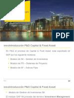 SAP Capital P&G