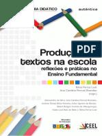 Livro Produção de Textos Na Escola