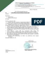 336. Surat Pemberitahuan Pengisian KRS dan KHS (1)
