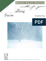 Softly-Falling-Snow