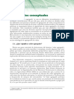 Aspectos Conceptuales Valor Agregado en Productos Agrícolas Ntroducción