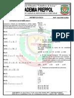 Criterios de Divisibilidad II y Movimiento Prabolico II Octure 2020