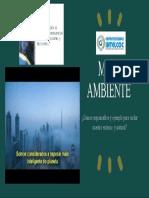 SOMOS RESPONSABLES DE NUESTRAS ACCIONES PROYECTO TRANSVERSAL MEDIO AMBIENTE