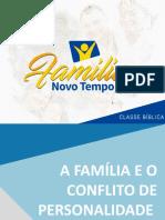 03. Classe Bíblia A família e seus conflitos de personalidade