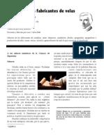 Bastiat - Petición de los fabricantes de velas