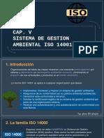 V. Sistema de Gestion Ambiental ISO 14001