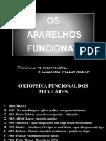 2 -  Os APARELHOS FUNCIONAIS