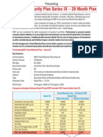 HDFC FMP  One Pager