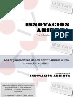 Innovación Abierta on the Edge