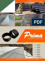 Katalog 2021 PT. PRIMA GEOTEX INDO