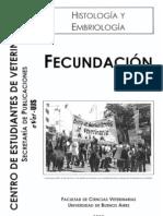 Histologia- Fecundacion