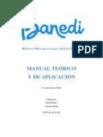 Manual Banedi Junio 2019