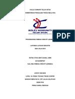 laporan latihan industri