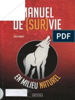 Manuel de [Sur]Vie en Milieu Naturel