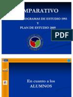 COMPARATIVO 2 1993-2009  examen