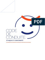 Code de Conduite Fr