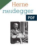 Cahier Martin Heidegger