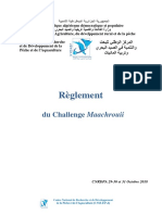 reglement interieur challenge