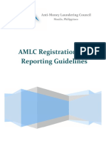 AMLC Registration and Reporting Guidelines