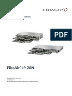 Ceragon FibeAir IP 20N Technical Description 10.5 Rev a.01
