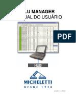 PLU MANAGER - Manual do Usuário - R1.00