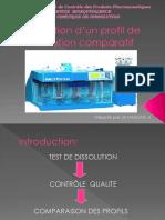 Réalisation D_un Essai de Cinétique de Dissolution Comparatif (1)