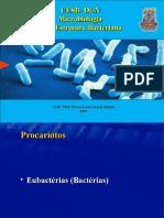 Ultra estrutura bacteriana