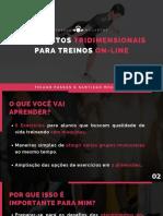 E-book_Movimentos tridimensionais para treinos On-line