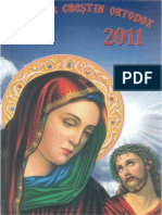Calendar crestin ortodox 2011