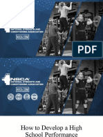 How to Develop a High School Performance Program NSCA-2-2