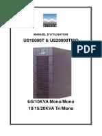 Manuelus10000t620kva Manual