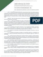 ESTATUTO DA UNIÃO DA SOCIEDADE BRASILEIRA - USB - ESTATUTO DA UNIÃO DA SOCIEDADE BRASILEIRA - USB - DOU - Imprensa Nacional