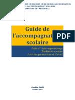Guide Accompagnateur Scolaire